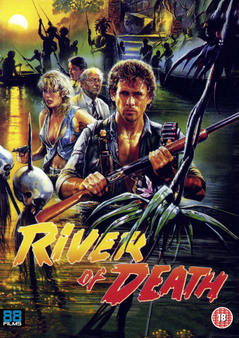 River of Death (DVD)