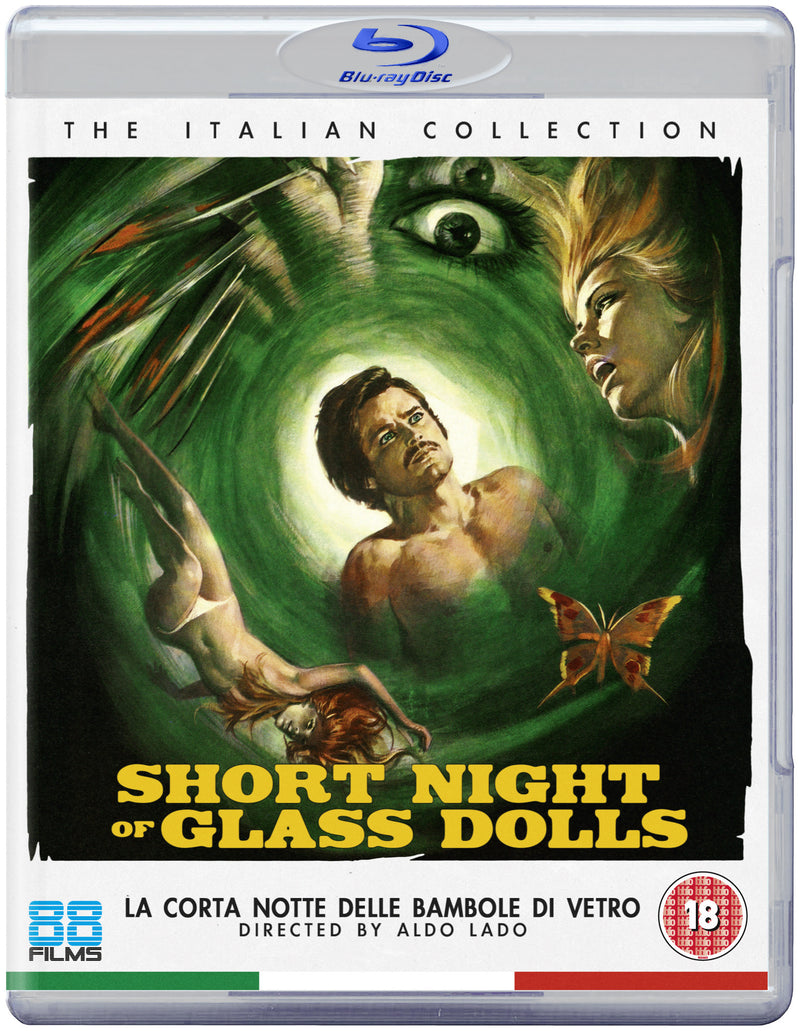 Short Night of Glass Dolls (Blu-ray) - The Italian Collection 21