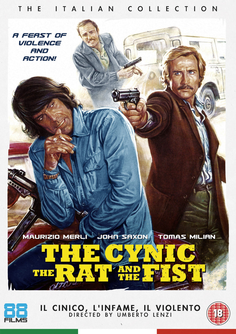 The Cynic, the Rat & the Fist (DVD) - The Italian Collection 17