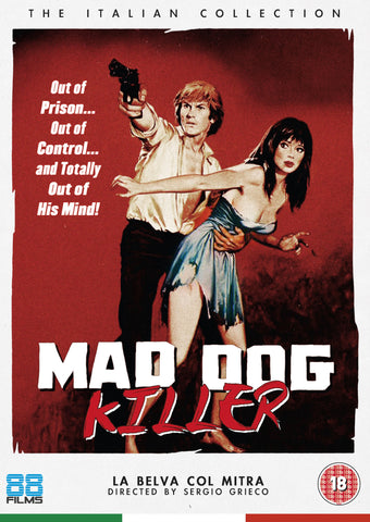 The Mad Dog Killer (DVD) - The Italian Collection 16