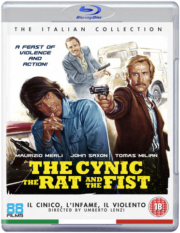 The Cynic, the Rat & the Fist (Blu-ray) - The Italian Collection 17