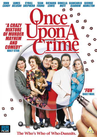 Once Upon a Crime (DVD)