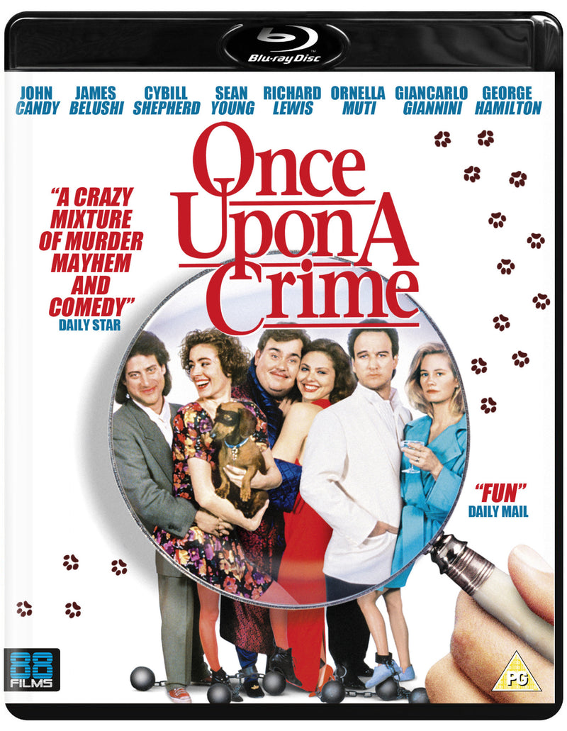 Once Upon a Crime (Blu-ray)