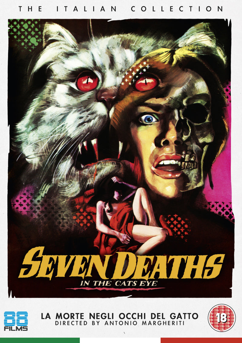 Seven Deaths in the Cats Eye (DVD) - The Italian Collection 19