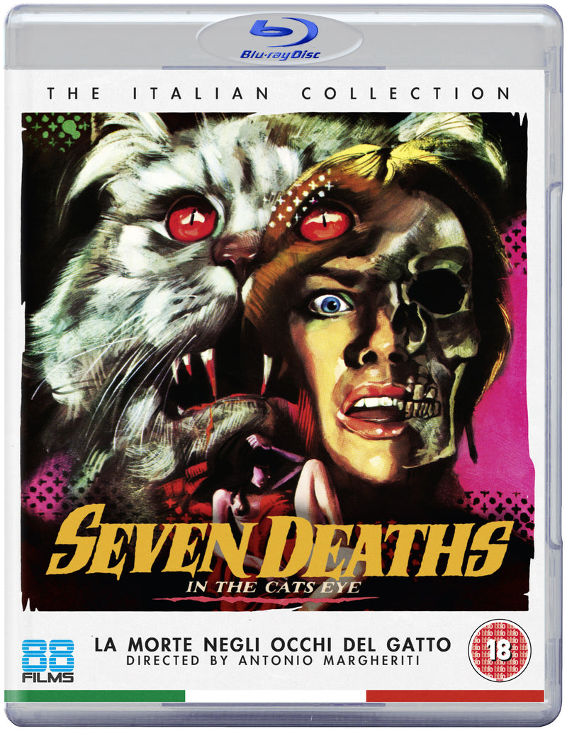 Seven Deaths in the Cats Eye (Blu-ray) - The Italian Collection 19