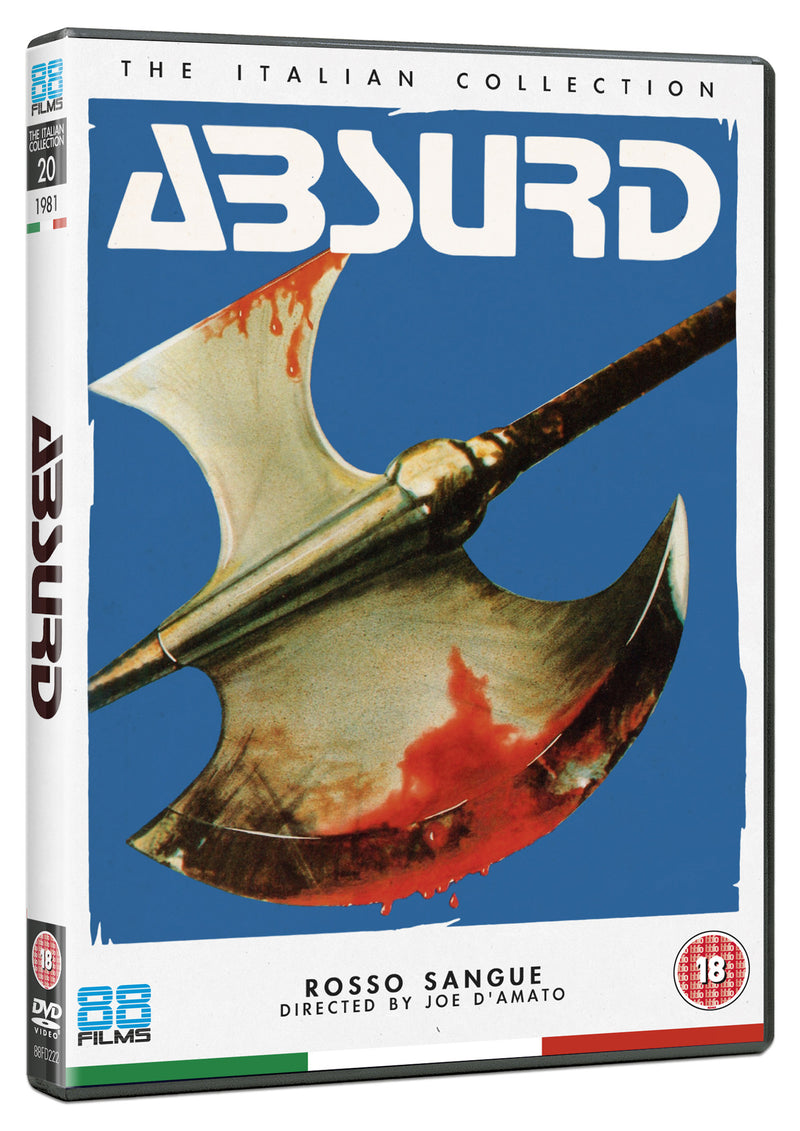 Absurd (DVD) - The Italian Collection 20