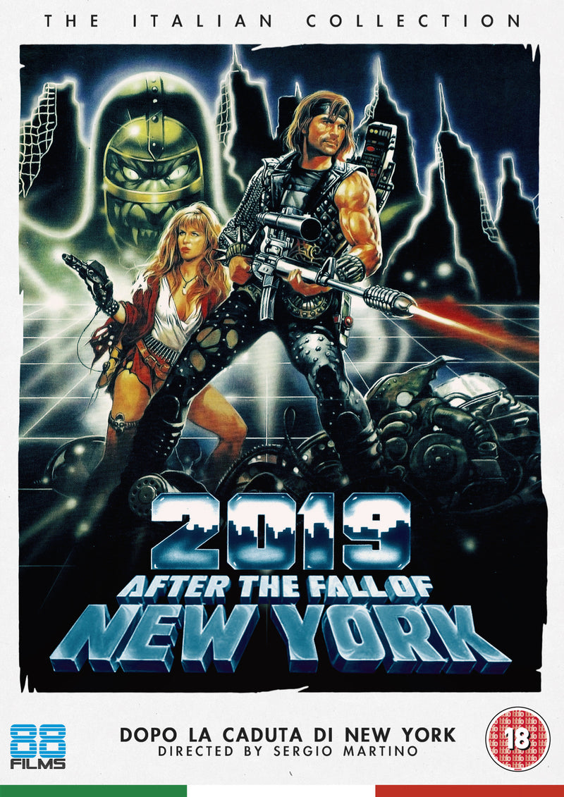 2019 After the Fall of New York (DVD) - The Italian Collection 26