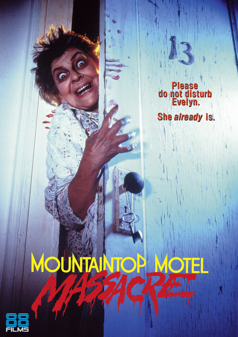 Mountaintop Motel Massacre (DVD) - Slasher Classics Collection 14