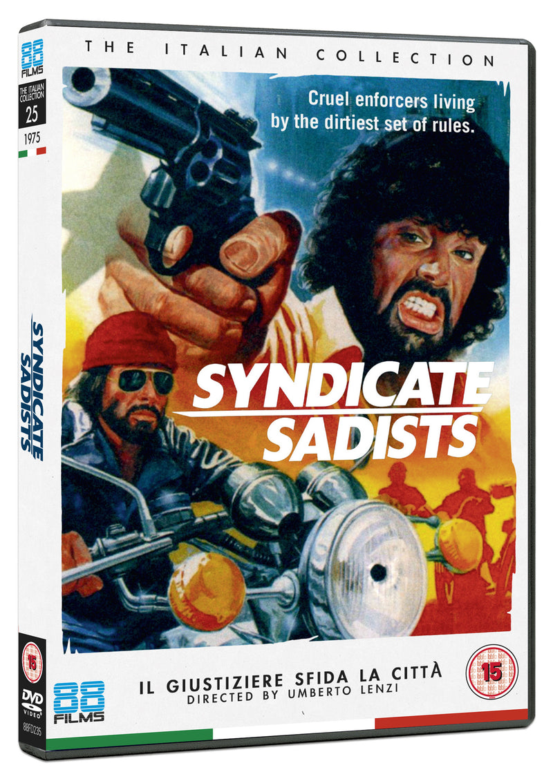 Syndicate Sadists (DVD) - The Italian Collection 25