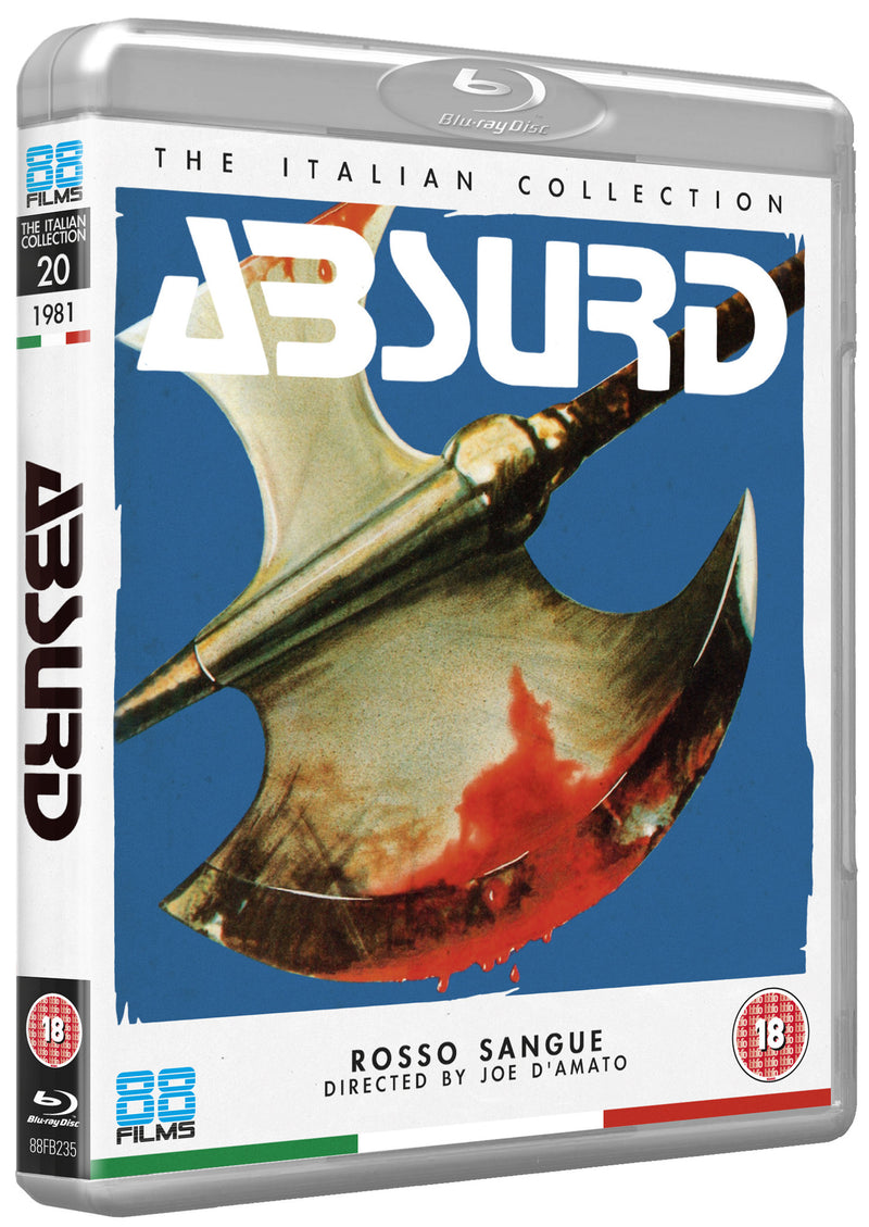 Absurd (Blu-ray) - The Italian Collection 20