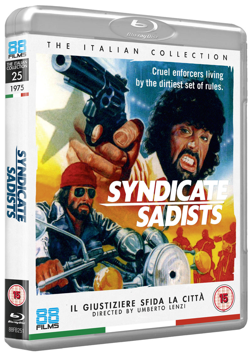 Syndicate Sadists (Blu-ray) - The Italian Collection 25