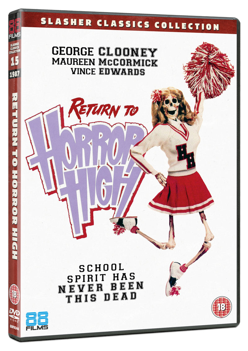 Return to Horror High (DVD) - Slasher Classic Collection 25