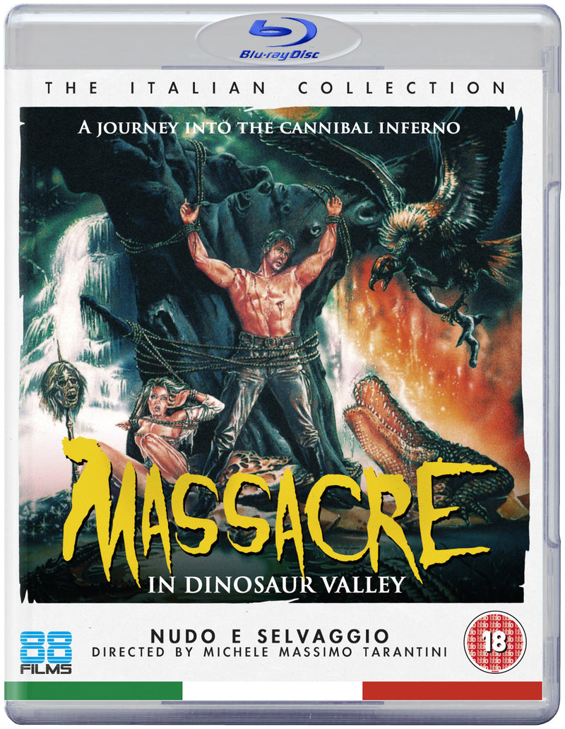Massacre in Dinosaur Valley (Blu-ray) - The Italian Collection 22