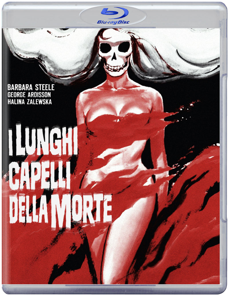 The Long Hair of Death - The Italian Collection 33
