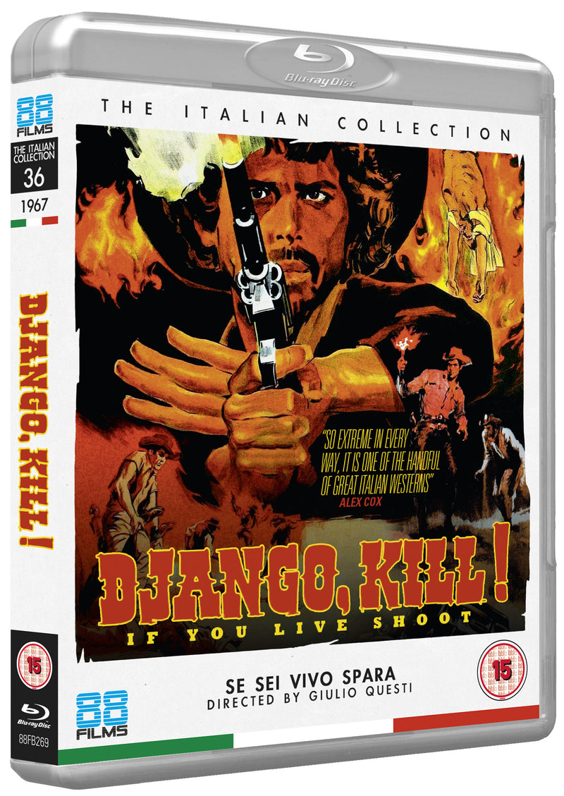 Django Kill - The Italian Collection 36