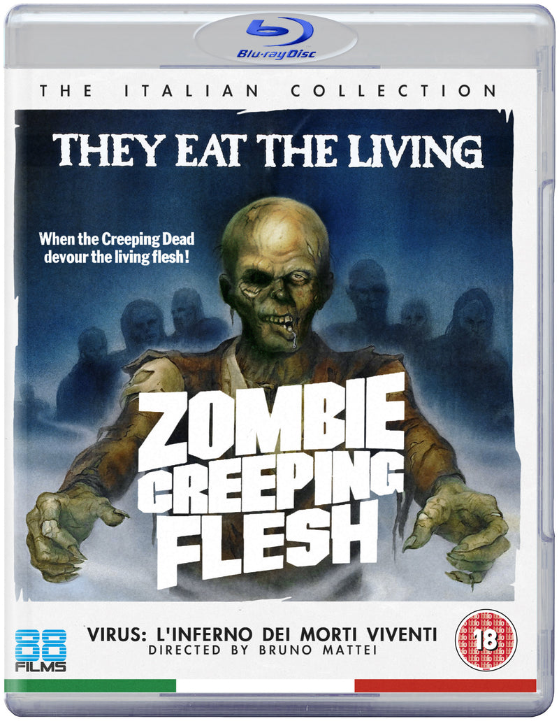 Zombie Creeping Flesh - The Italian Collection 35