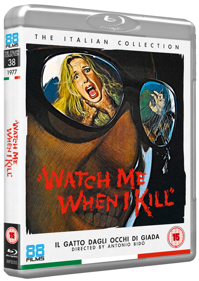 Watch Me When I Kill - The Italian Collection 38