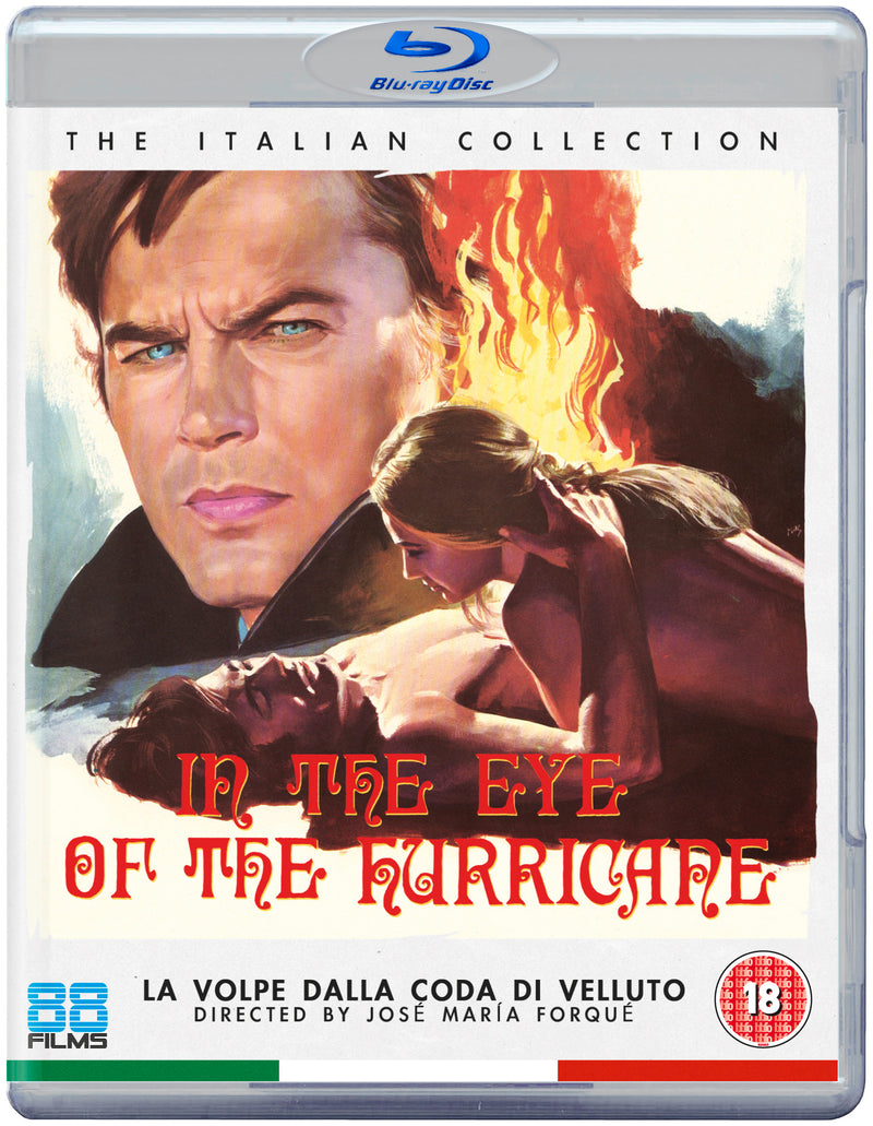 In the Eye of the Hurricane (aka The Fox with a Velvet Tail) - The Italian Collection 37