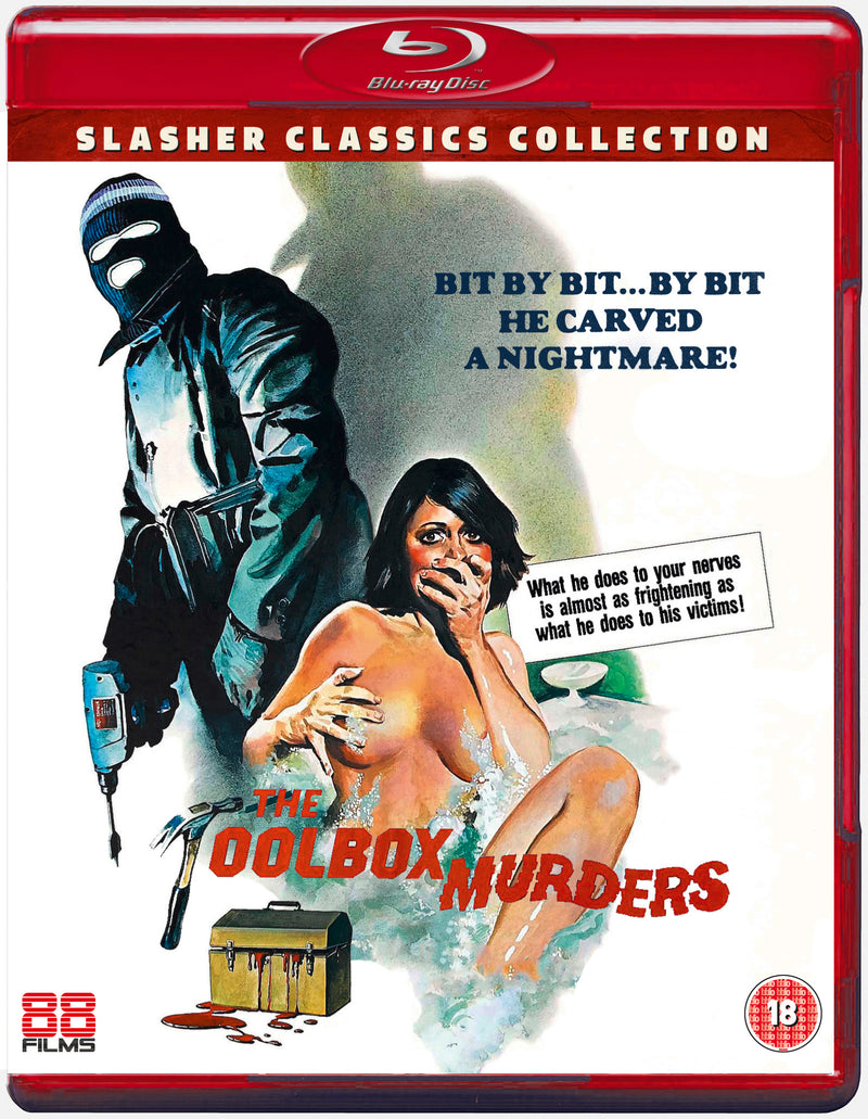 The Toolbox Murders - Slasher Classics Collection 30