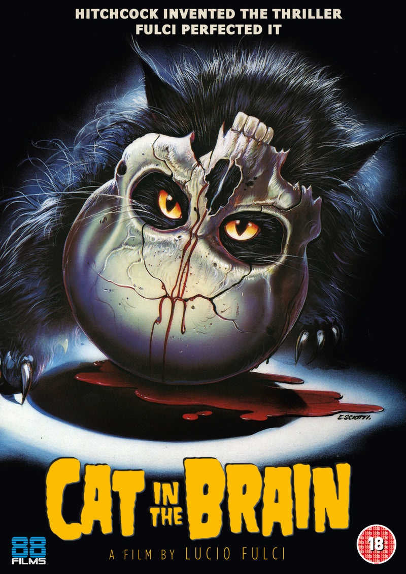 A Cat in the Brain (DVD)