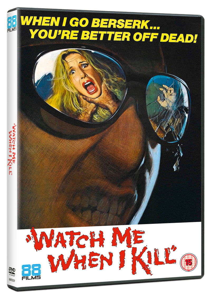 Watch Me When I Kill (DVD)