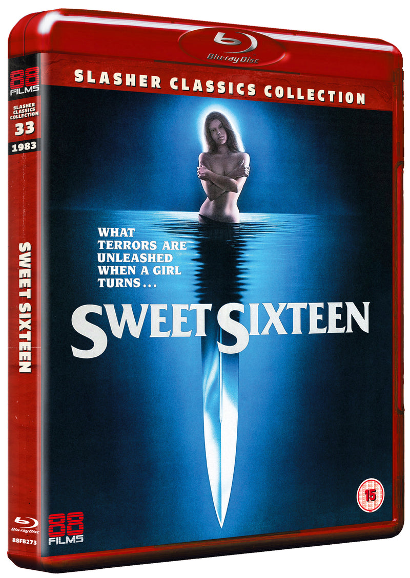 Sweet Sixteen - Slasher Classics Collection 33