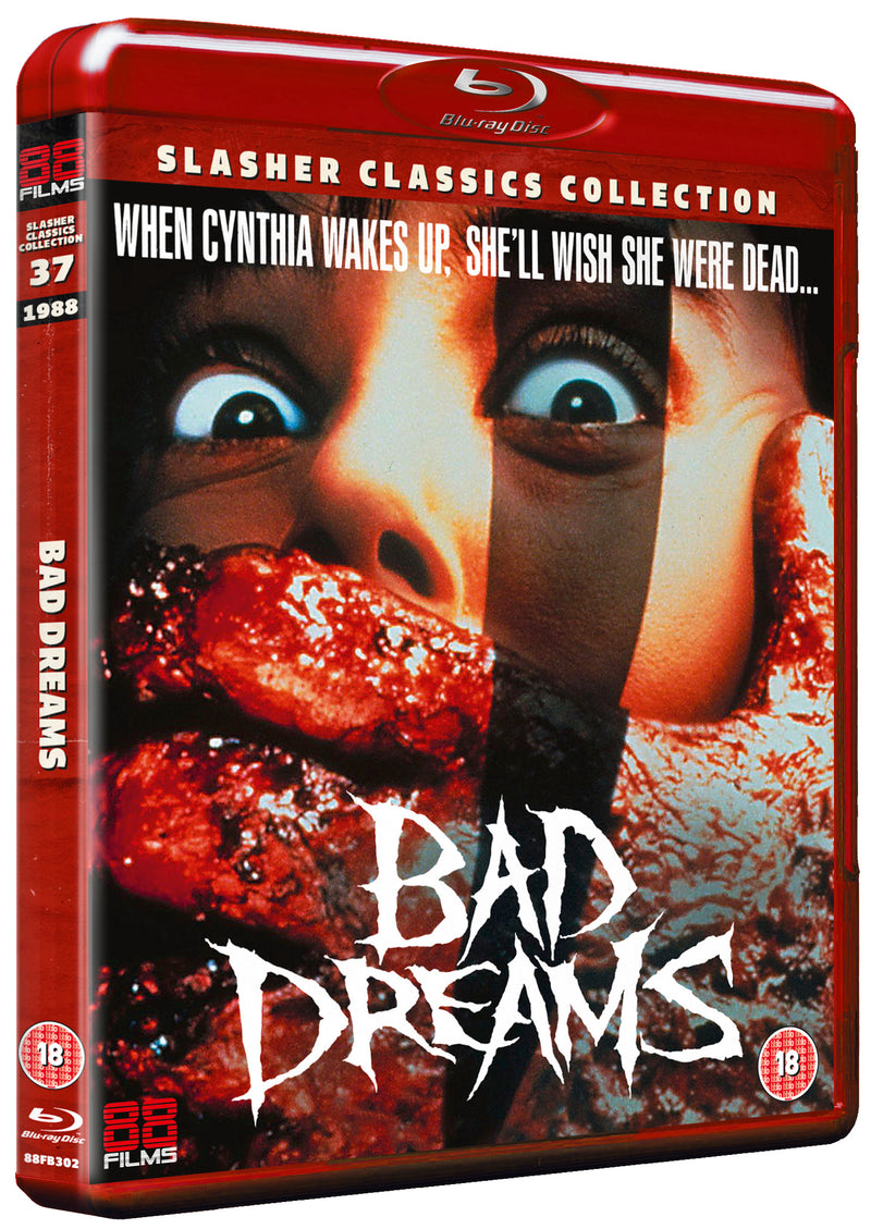 Bad Dreams - Slasher Classics Collection 37 (Blu-ray)