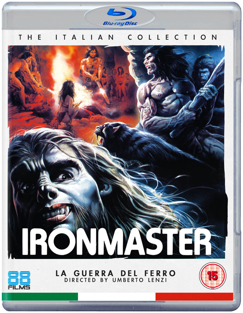 Ironmaster - The Italian Collection 27 (Blu-ray)