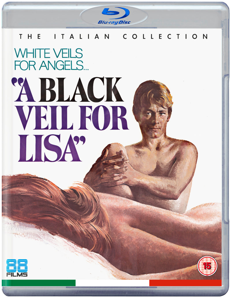 A Black Veil For Lisa - The Italian Collection 48