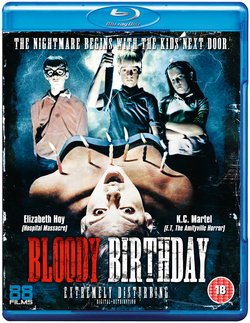 Bloody Birthday (Blu-ray)