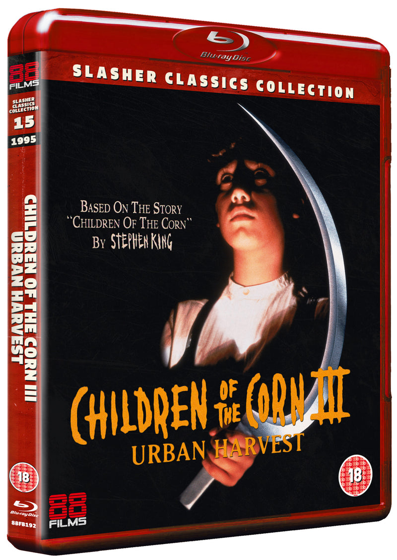 Children of the Corn Trilogy - Collector's Edition (Blu-ray)