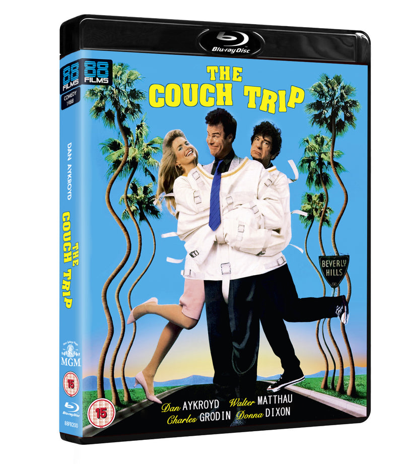 The Couch Trip (Blu-ray)