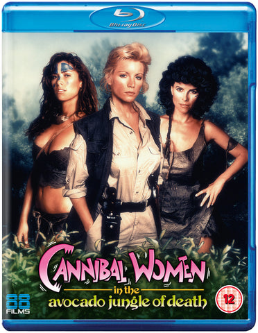 Cannibal Women in the Avocado Jungle of Death (Blu-ray)