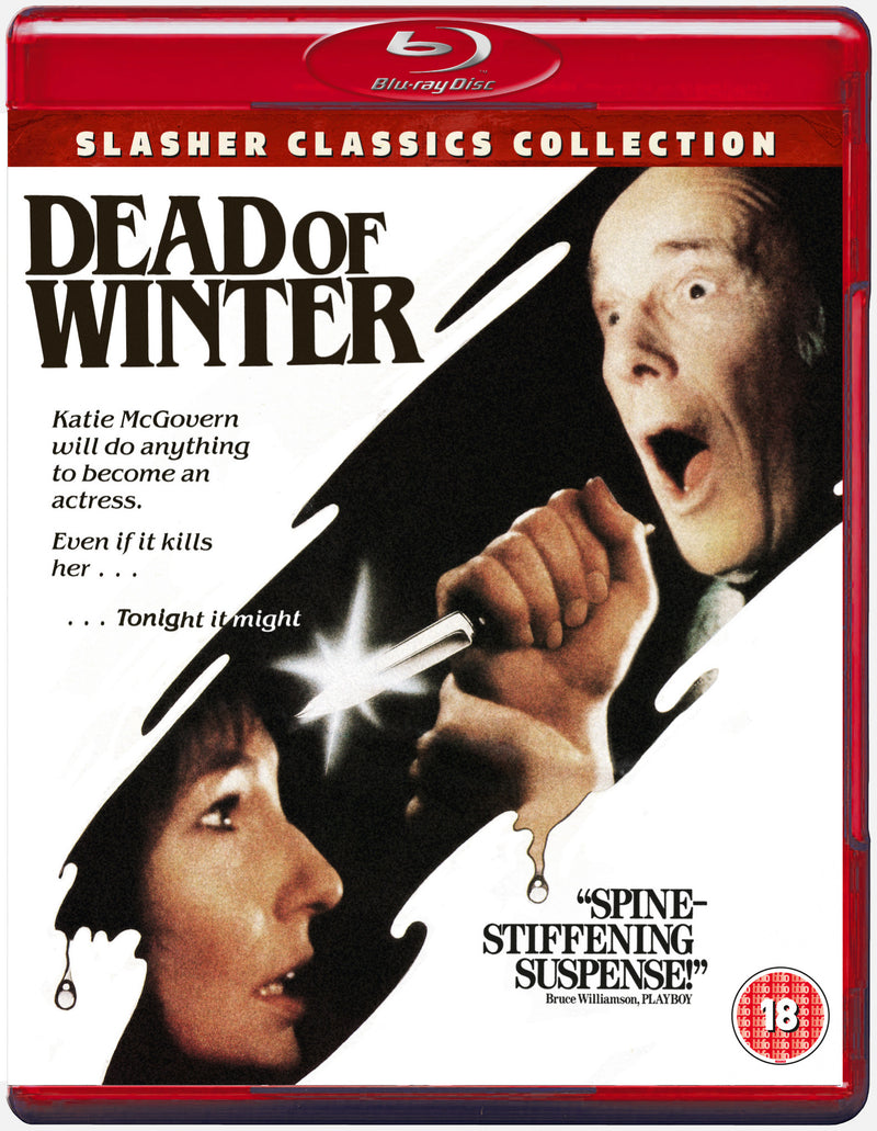 Dead of Winter (Blu-ray) - Slasher Classic Collection 8