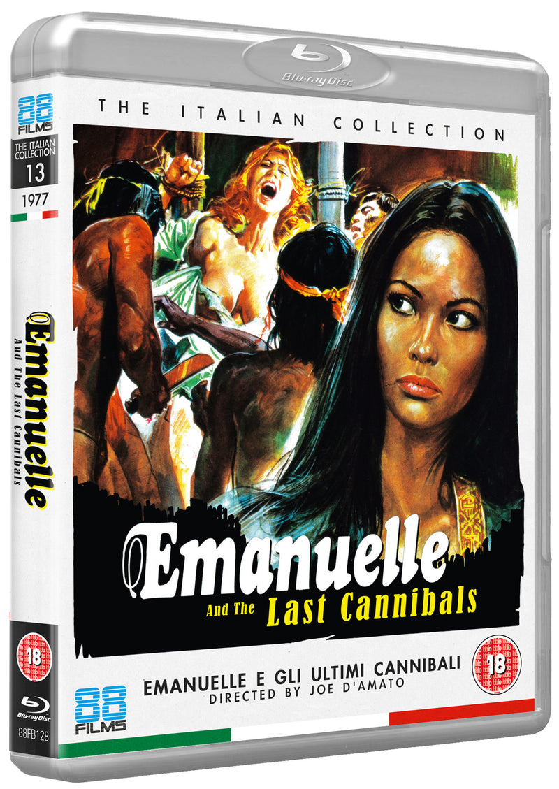 Emanuelle and the Last Cannibals (Blu-ray) - The Italian Collection 13