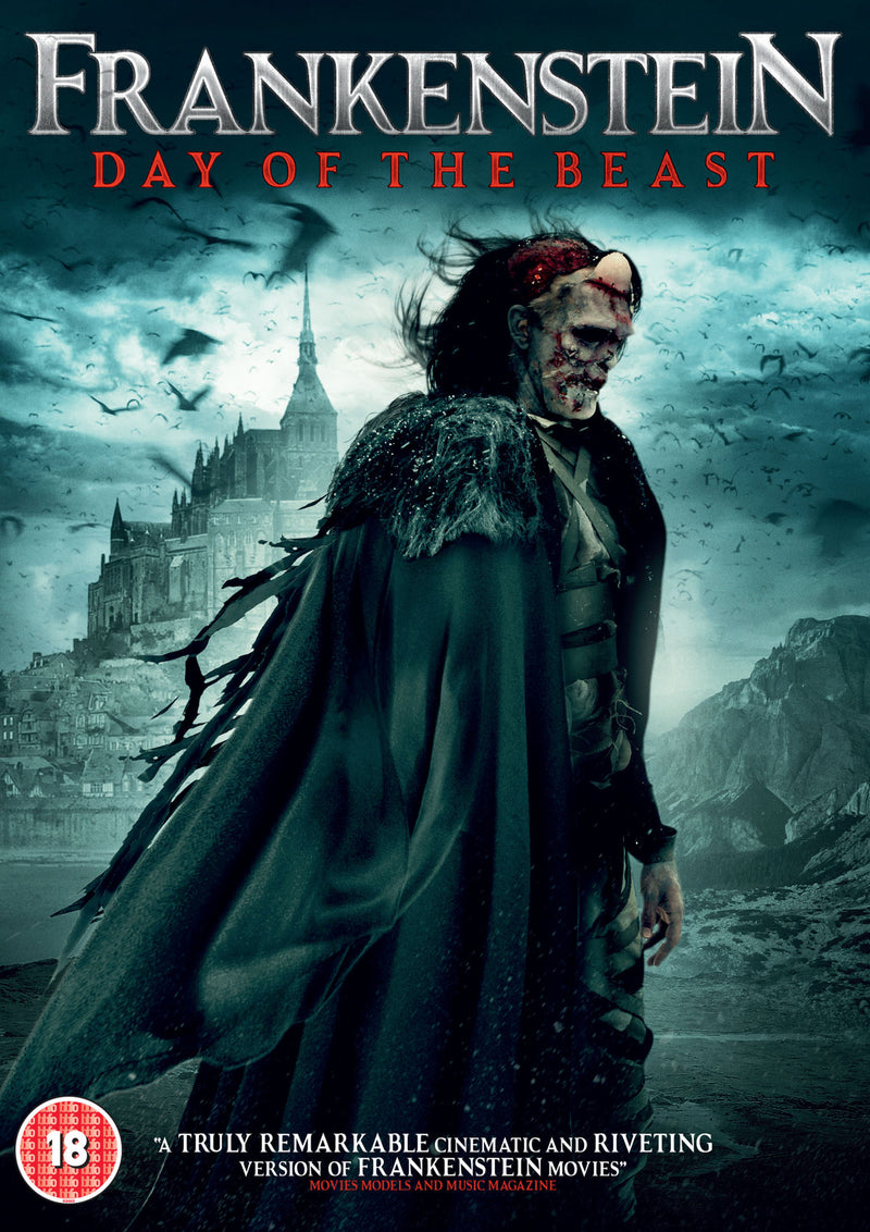 Frankenstein - Day of the Beast (DVD)