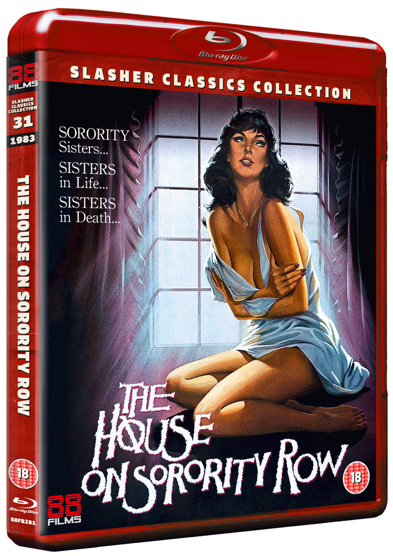 The House on Sorority Row - Slasher Classics Collection 31
