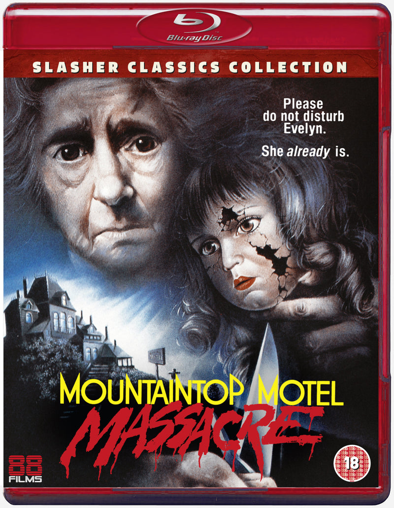 Mountaintop Motel Massacre (Blu-ray) - Slasher Classics Collection 24