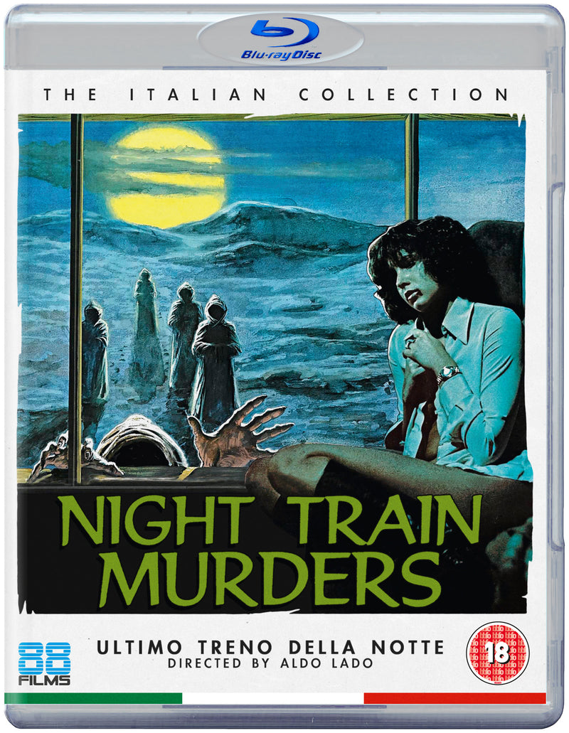 Night Train Murders (Blu-ray) - The Italian Collection 01