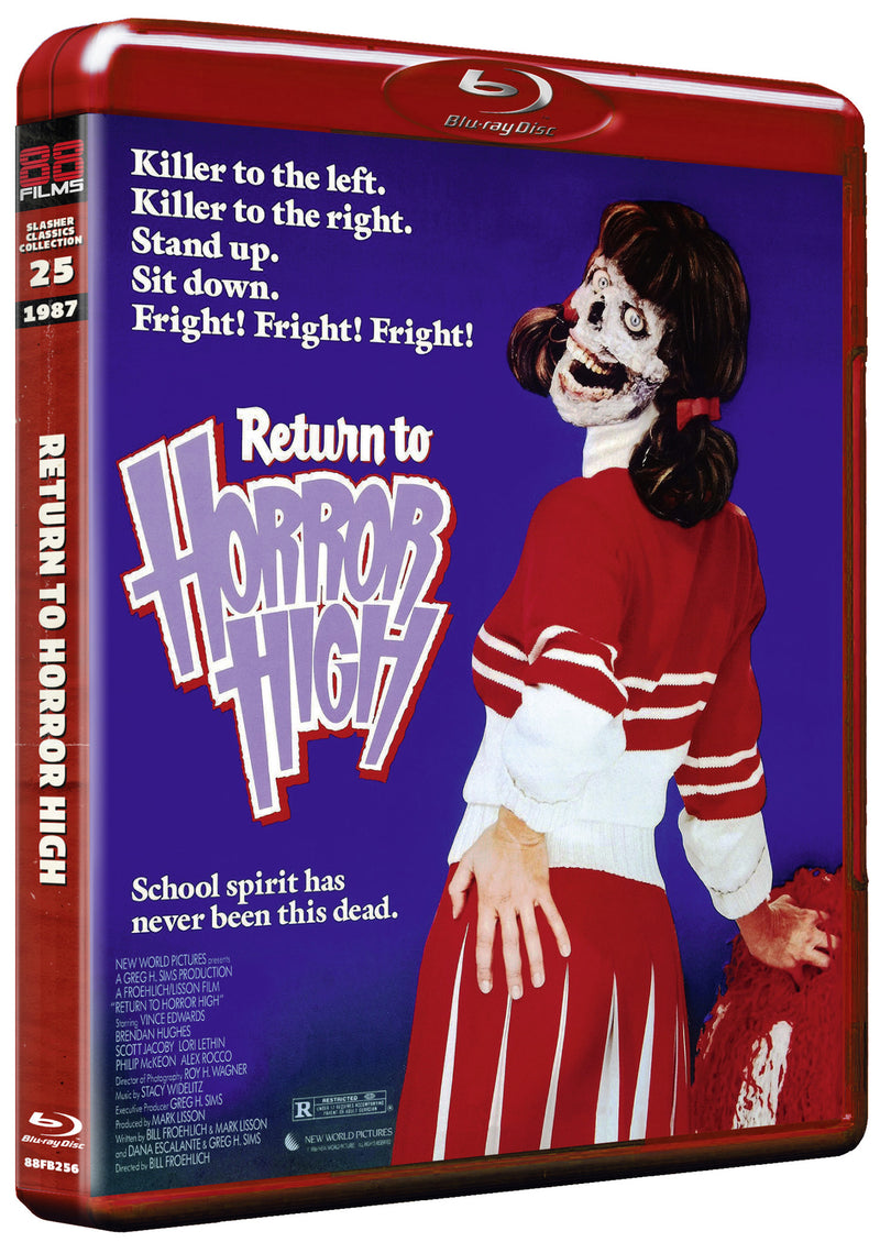 Return to Horror High - Slasher Classic Collection 25