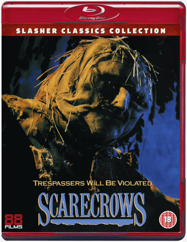 Scarecrows (Blu-ray) - Slasher Classic Collection 16