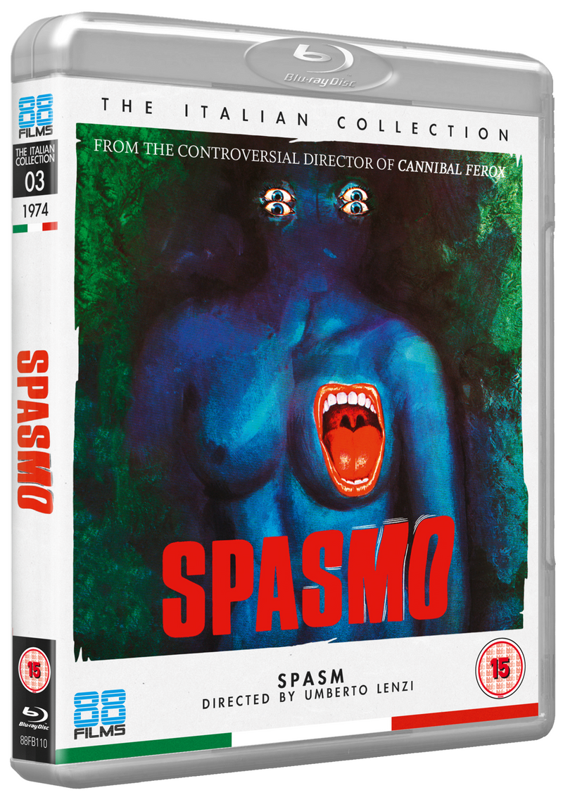 Spasmo (Blu-ray) - The Italian Collection 03