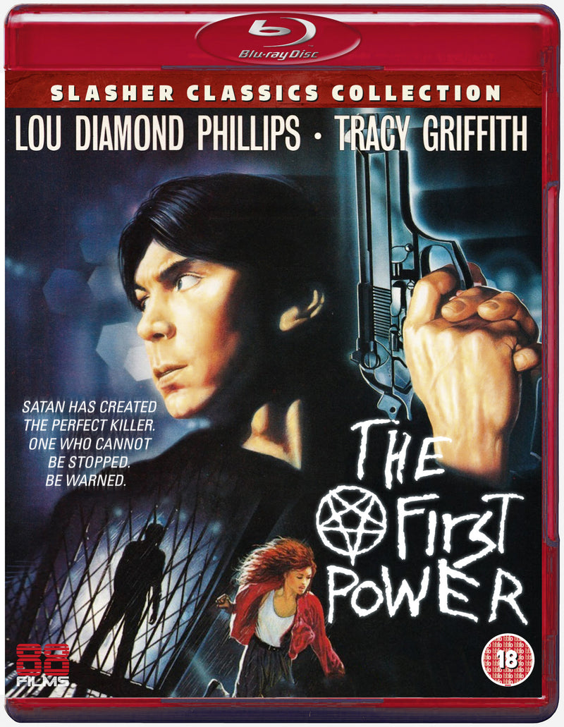 The First Power (Blu-ray) - Slasher Classics Collection 22