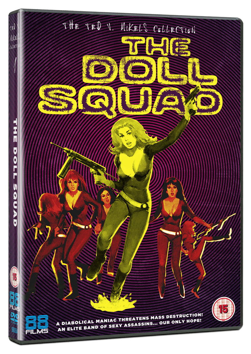 The Doll Squad (DVD)
