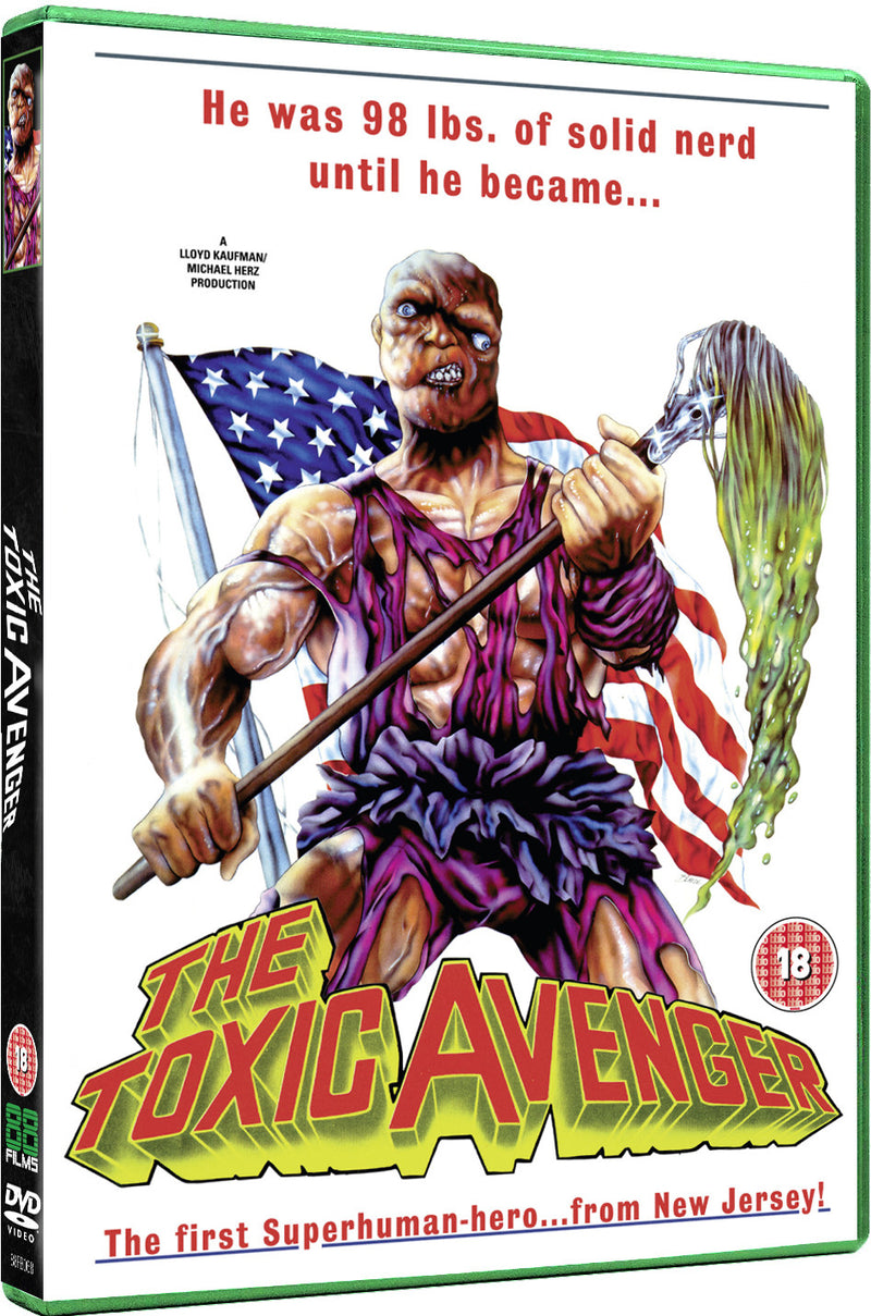 The Toxic Avenger (DVD)