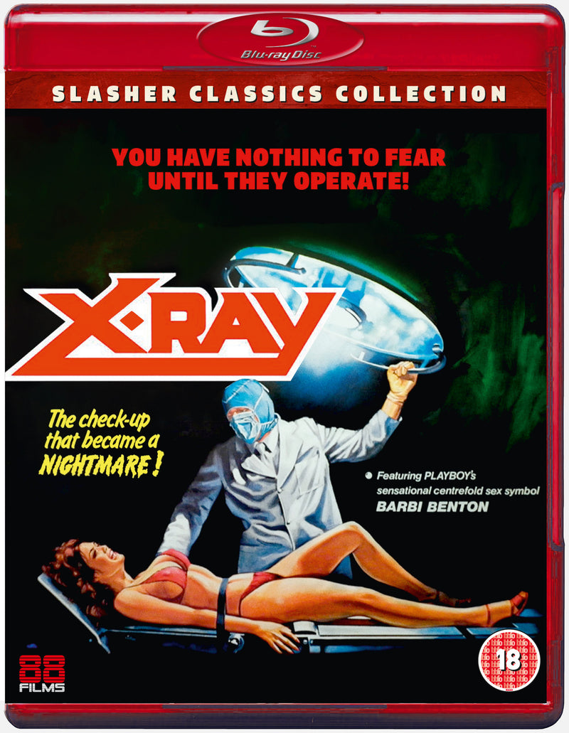 X-Ray (Blu-ray) - Slasher Classic Collection 9