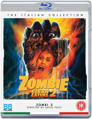 Zombie Flesh Eaters 2 (Blu-ray) - The Italian Collection 9