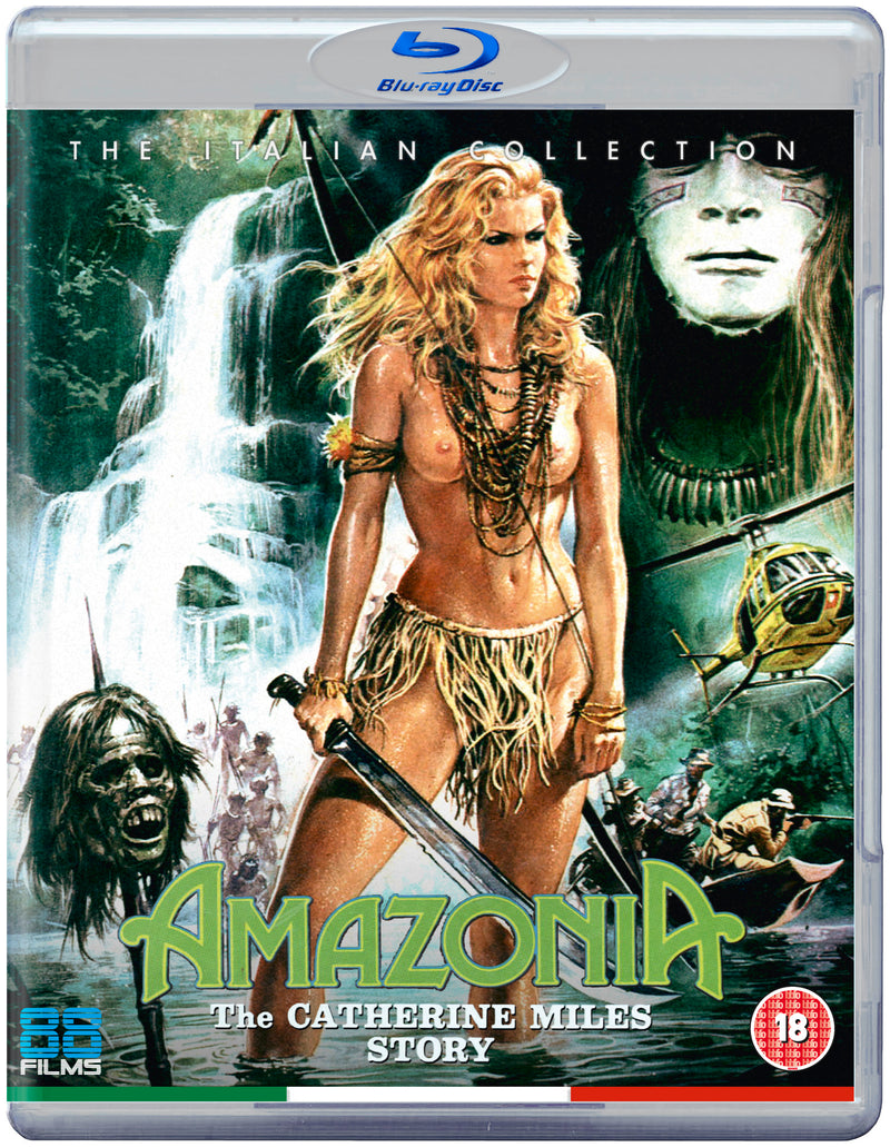 Amazonia: The Catherine Miles Story - The Italian Collection 42