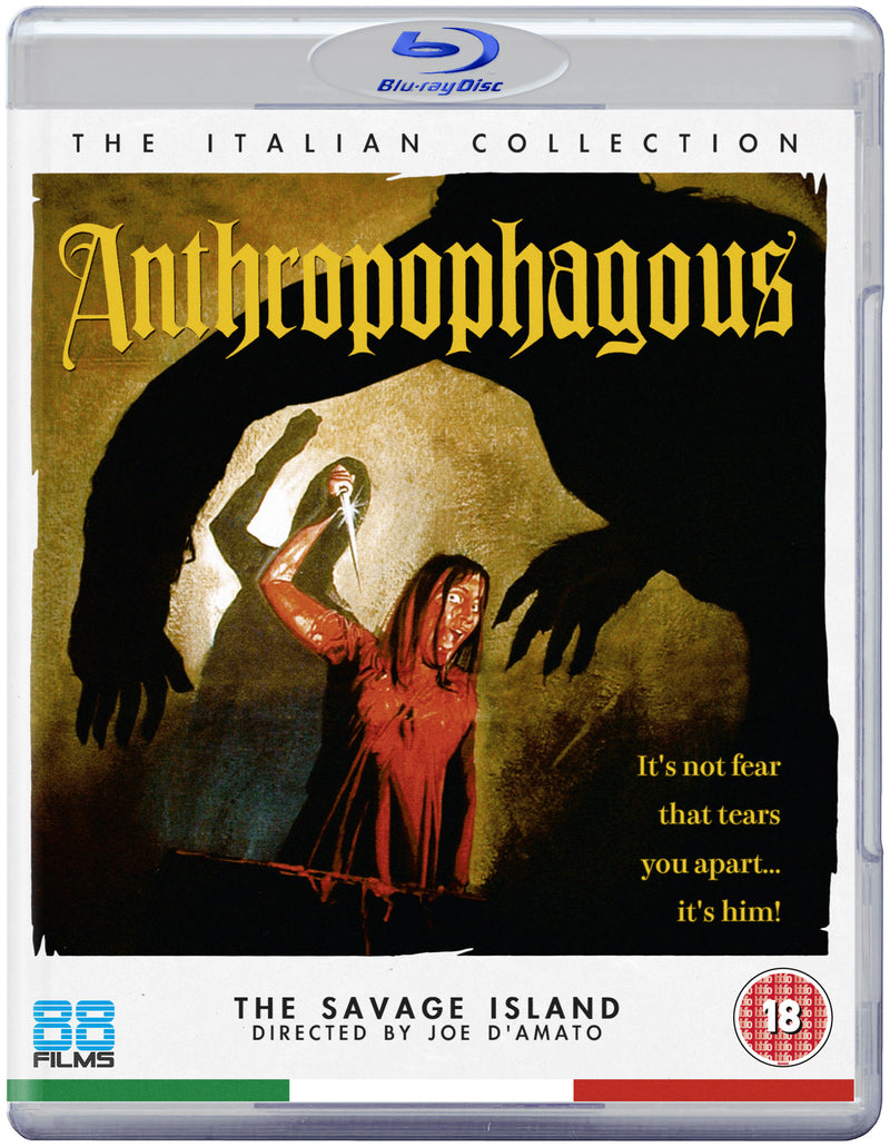 Anthropophagous - Remastered Special Edition