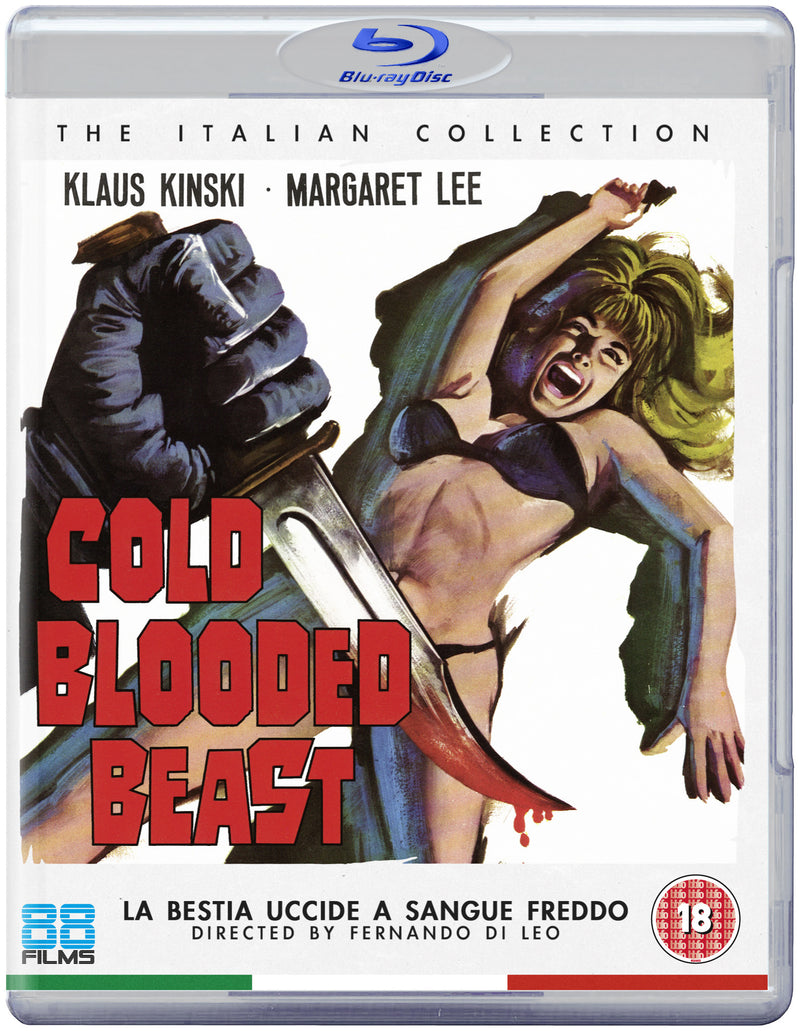 Cold Blooded Beast - The Italian Collection 32
